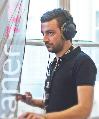 Maxime Paillé, Responsable Technique
