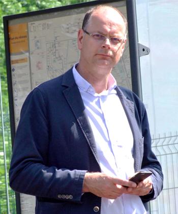 Claude Paichard, Directeur de la BU infomobilités